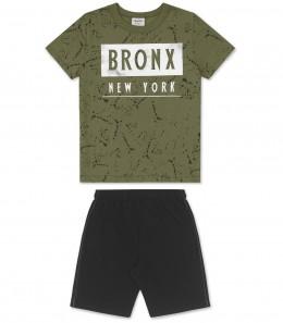 Conjunto Infantil Bronx New York - Rovitex