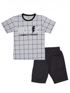 Conjunto Infantil Connects People - Have Fun