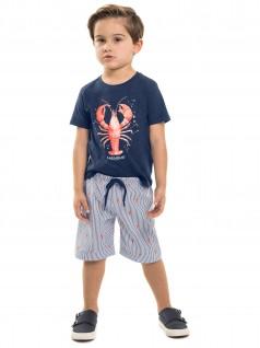 Conjunto Infantil Maritime - Minore