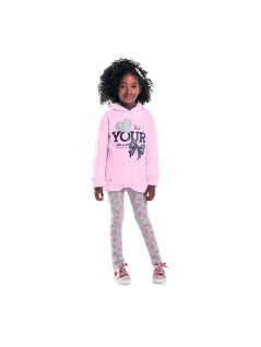 Conjunto Infantil Feminino Your Dream - Livy