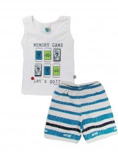 Conjunto Infantil Regata Memory Game  - Big Day