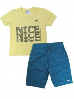 Conjunto Infantil Masculino Nice - Trick Nick