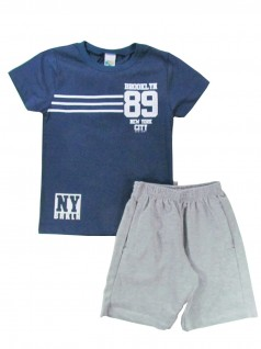 Conjunto infantil New York City - Big Day