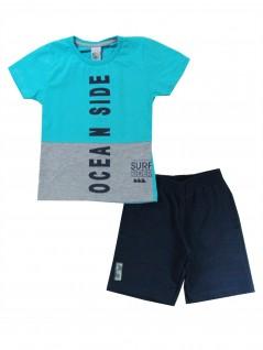 Conjunto Infantil Masculino Ocean Side - Big Day