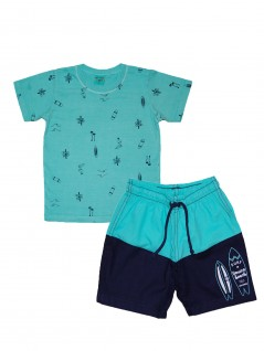 Conjunto Infantil Surf Venice Beach - Have Fun