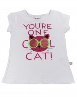 Blusa Infantil You're One Cool Cat - Boca Grande