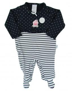 Macacão para Bebê Cupcake - PiuPiu