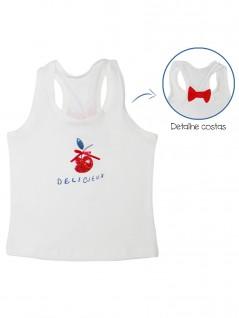 Blusa Infantil Nadadora Delicieux - Have Fun