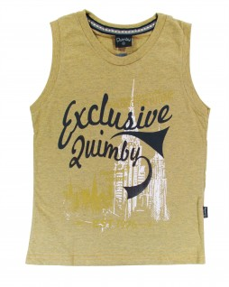 Camiseta Infantil Regata Exclusive - Quimby