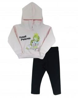 Conjunto Infantil Forest Princess - Minore