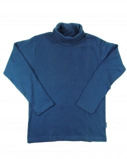 Camiseta Gola Alta Infantil Básica - Kyly