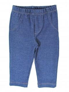 Calça em Malha Jeans para Bebê - Piu Blu