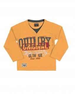 Camiseta Infantil Legendary - Quimby