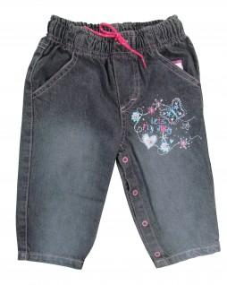 Calça para Bebê Jeans Lets Fly Away - Chicote