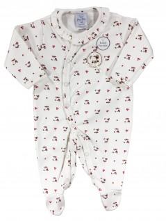 Macacão para Bebê Ursinha - Piu Piu