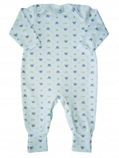 Macacão Bebê Masculino Estampado Coala  - Piu Blu