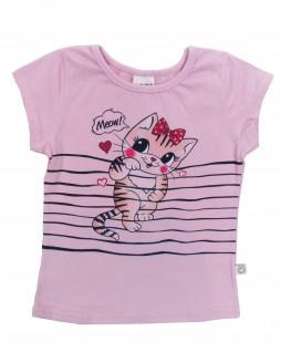 Blusa Infantil Meow - Boca Grande