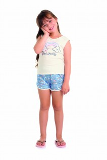 Pijama Infantil Good Dreams - Alenice