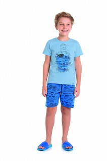 Pijama Infantil Summer - Alenice
