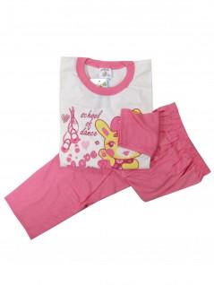 Pijama Longo Infantil Menina School of Dance - Charmy Eye
