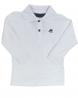 Camiseta Polo Infantil Básica - Up Baby