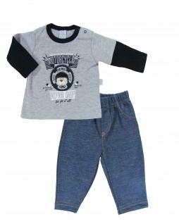 Conjunto Infantil Repaia Shop - Piu Piu
