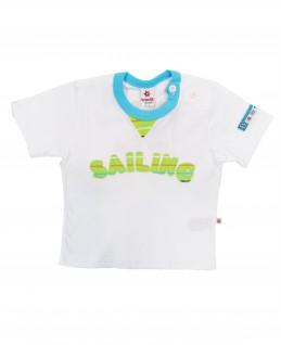 Camiseta Infantil Sailing - Brandili
