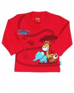 Camiseta Infantil Savana - Kyly