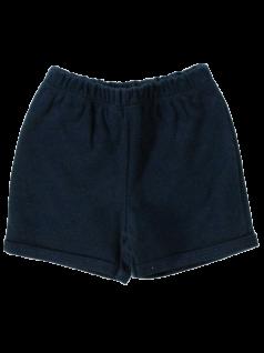 Shorts Bebê Unissex Marinho - Piu Blu