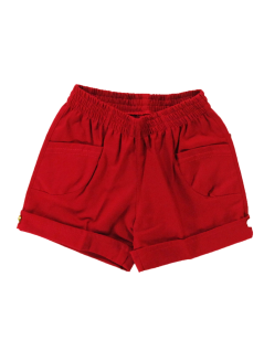 Shorts Bebê Sarja Lisa  Barra Italiana - Charmy Eye