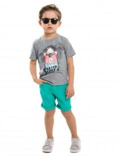 Camiseta Infantil Skater - Minore
