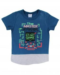 Camiseta Infantil The Master Game - Alenice