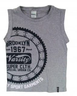 Camiseta Regata Infantil Varsity - Minore