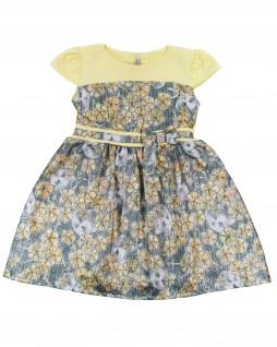 Vestido Floral Infantil Rafaella - MissTRM