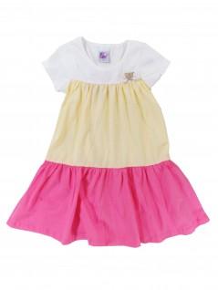 Vestido Infantil Tricolor - Big Day