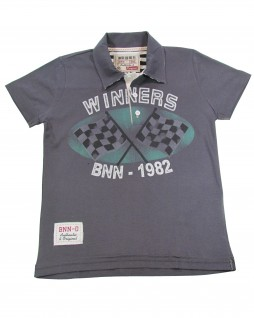 Camiseta Polo Infantil Winners - Banana Danger