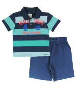 Conjunto Infantil Yachting Department - Boca Grande