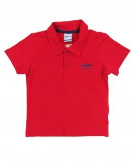Camiseta Infantil Polo em Malha Pique - Alenice